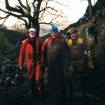 Dib Scar - Gordon, Pete and Stuart - 2004