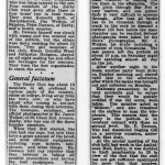 The EPC in the fifties - more cuttings