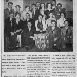 EPC Annual Dinner 1955