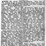 EPC at Penyghent Pot Rescue 1951