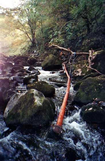 Ingleton River Dig 2 - Black Rising - 2007