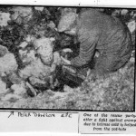 Penyghent Pot Rescue. Pete Dawson Emerges - 1951