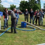 Earby Pump Demo 2010