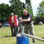 Alternative uses for the Earby Pump 2010