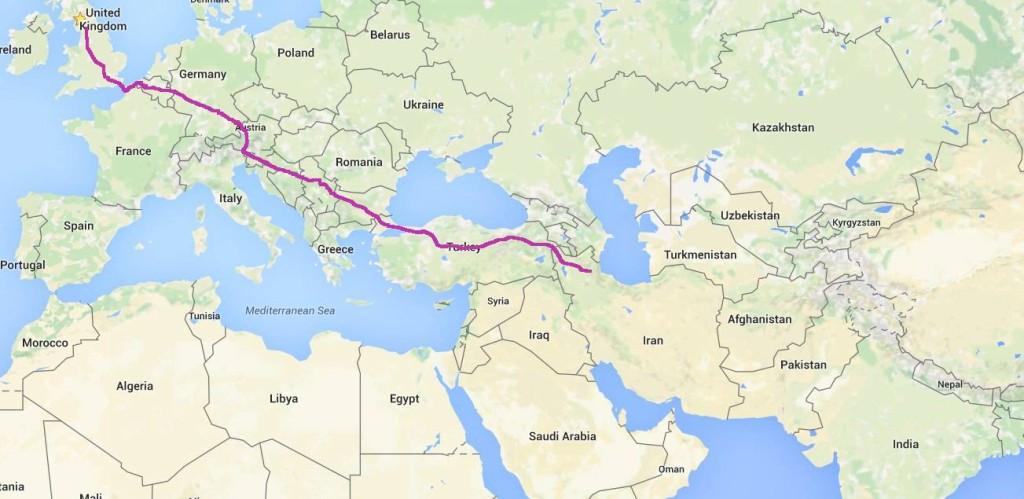 Aug 30 Map
