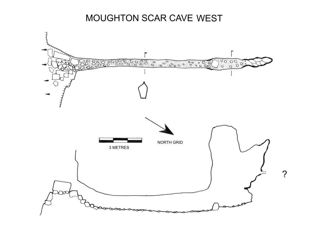 Moughton scar west survey